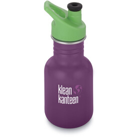 Klean Kanteen Kid Classic Bottle Sport Cap 3.0 355ml Barn winter plum